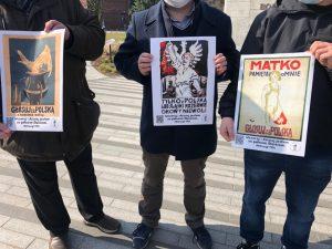 Radio Opole: W Opolu ruszyła akcja rozwieszania plakatów z okazji 100. rocznicy przeprowadzenia plebiscytu na Górnym Śląsku